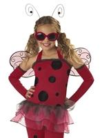 Costume de coccinelle Love Bug Déguisement Filles