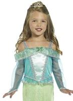 Costume de princesse sirène pour enfants Déguisement Filles