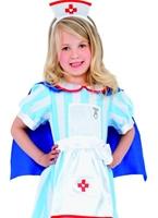 Costume pour enfants Vintage infirmière Déguisement Filles