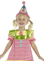 Costume de clown Cutie Childrens Déguisement Filles