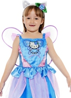 Bonjour Kitty Butterfly Fairy Costume Costume Hello Kitty