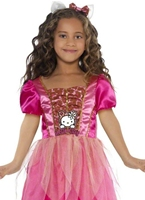 Bonjour Kitty sauvagement Cutie princesse Costume Costume Hello Kitty