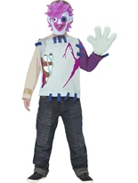 Moshi Monsters Zommer Costume Moshi Monster Costume