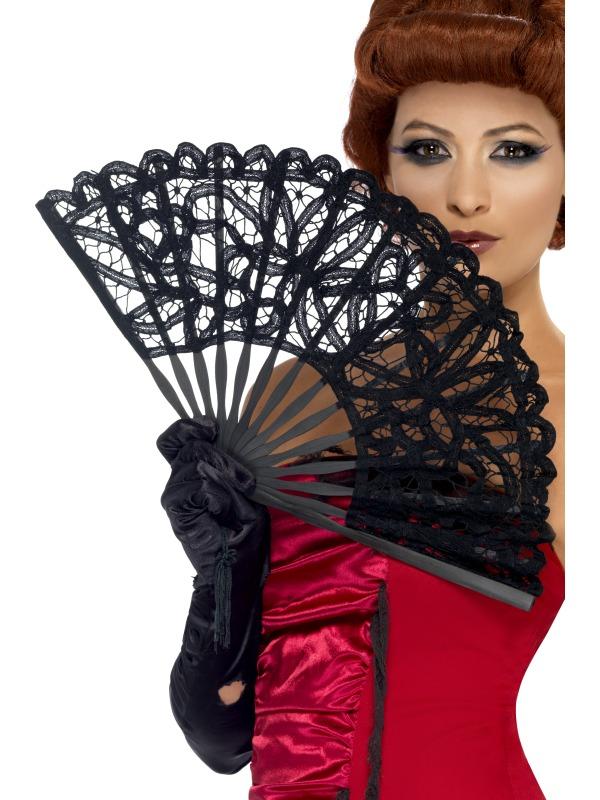 Accessoire Halloween Fan de gothique