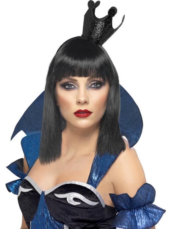Accessoire Halloween Couronne de la Reine du mal fièvre