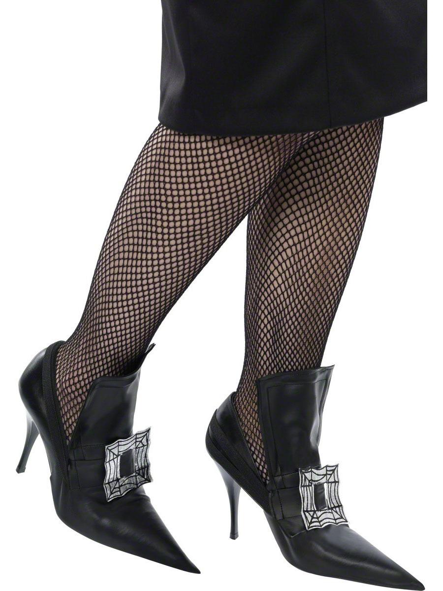 Chaussures sorcière femme Halloween vxaKYTp