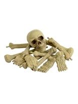 Sac d'os décoration Accessoire Halloween