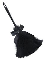 Manoir gothique gothique noir plumeau Accessoire Halloween