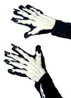 Gants Monster horreur Accessoire Halloween