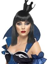 Couronne de la Reine du mal fièvre Accessoire Halloween