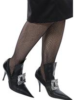 Couvre-chaussures sorcière Accessoire Halloween