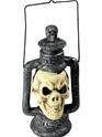 Accessoire Halloween Lanterne crâne