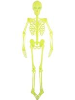 Squelette néon suspendus décoration Accessoire Halloween
