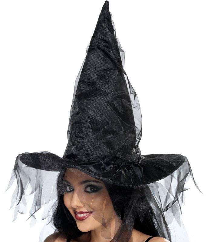 Chapeau de sorcière Chapeau de sorcières noir