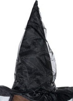 Chapeau de sorcières noir Chapeau de sorcière