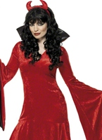 Costume diable Lady Déguisement diable
