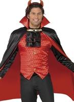 Costume diable Seigneur Déguisement diable