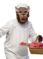 Costume de loup Big Bad Granny Costumes de loup-garou