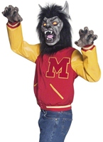 Costume de loup garou de Thriller de Michael Jackson Costumes de loup-garou