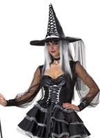 Costume sorcière mystique Déguisement de sorcière