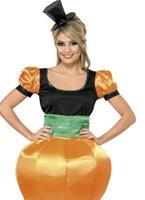 Costume de citrouille Déguisement de sorcière