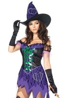 Costume sorcière rusé Cutie Déguisement de sorcière