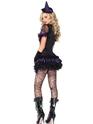 Déguisement de sorcière Costume Babe Black Magic