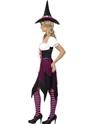 Déguisement de sorcière Costume sorcière coloré Cutie
