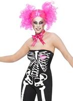 Costume squelette Sassy Déguisement Squelette