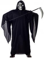 Costume Grim Reaper Déguisement Squelette