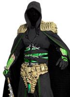 Soul Reaper Costume Déguisement Squelette