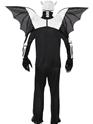 Déguisement Squelette Manoir gothique Demon OS Costume