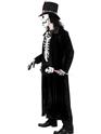 Déguisement Squelette Costume homme vaudou