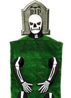 Manoir gothique du Costume Grave Déguisement Squelette