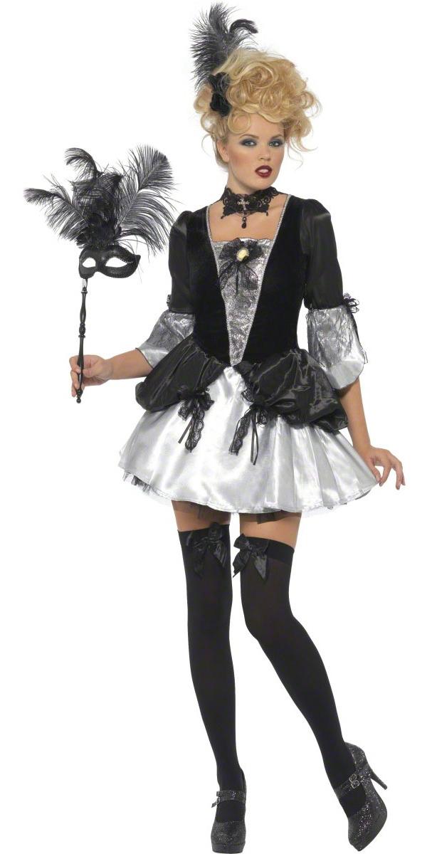 Costumes Vampire Costume baroque