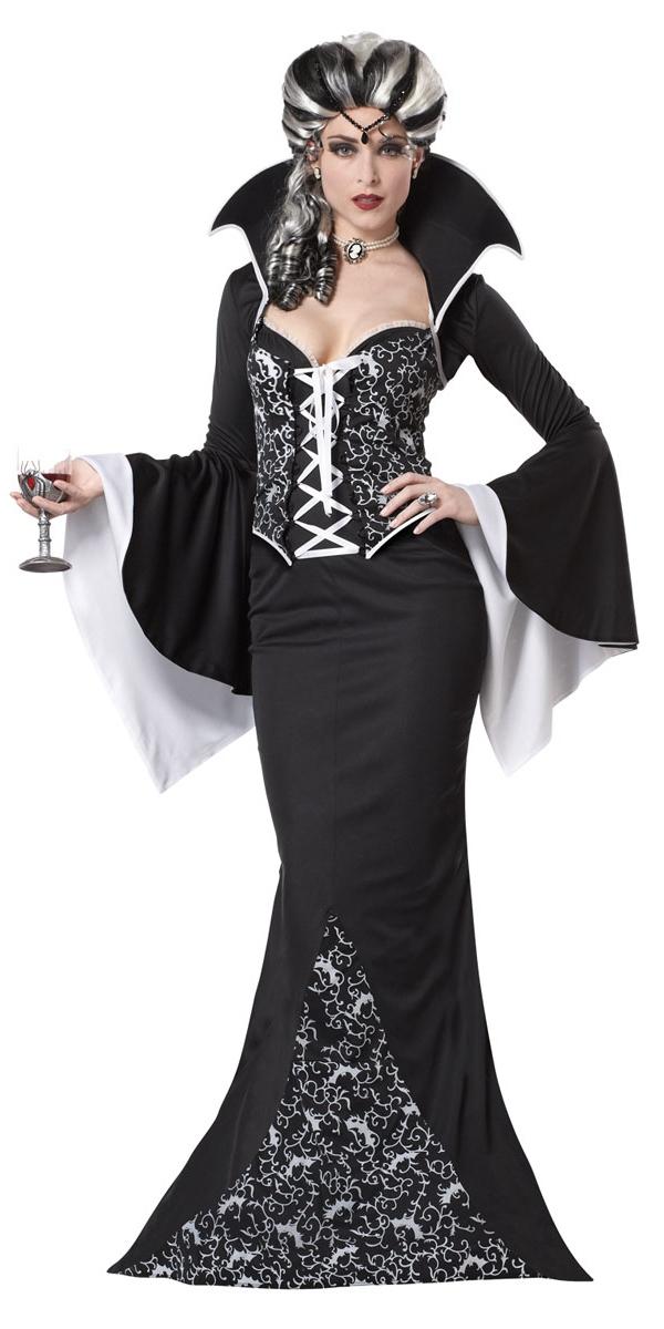 Costumes Vampire Royal Vampiress Costume