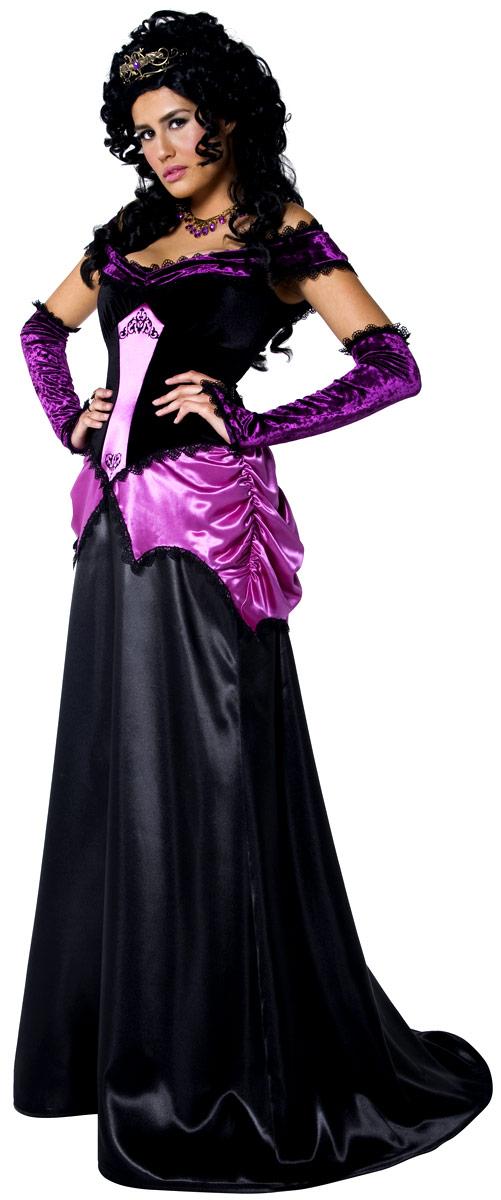 Costumes Vampire Comtesse de manoir gothique Nocturna Costume