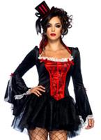 Costume de tentatrice de Transylvanie Costumes Vampire