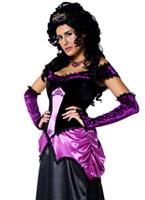 Comtesse de manoir gothique Nocturna Costume Costumes Vampire