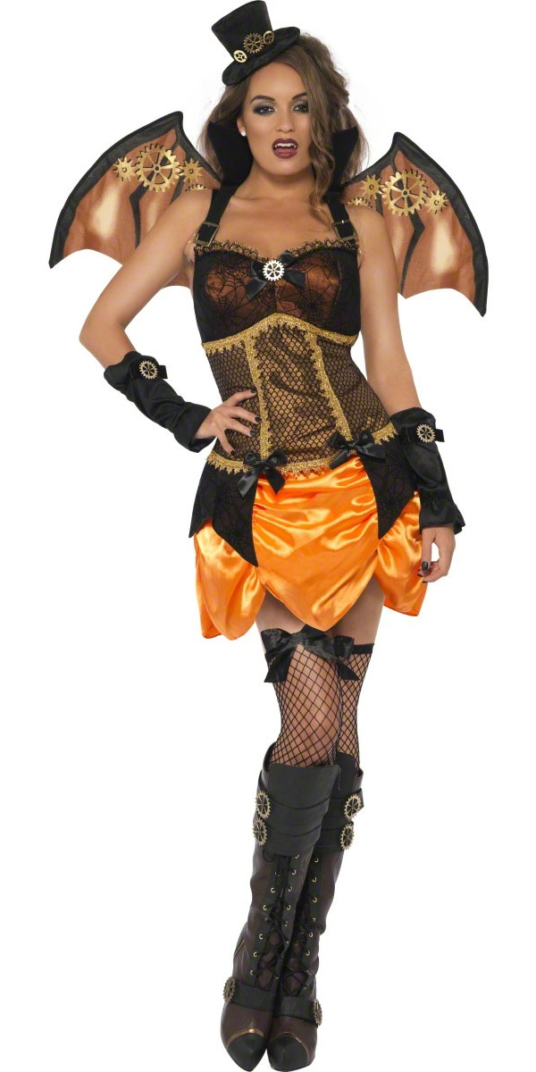 costume punk bat victorienne costume science fiction costume halloween 05 05 2019. Black Bedroom Furniture Sets. Home Design Ideas