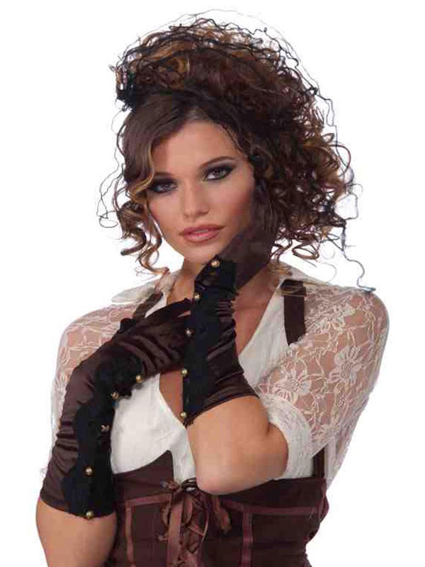 Costume Science Fiction Gants steampunk