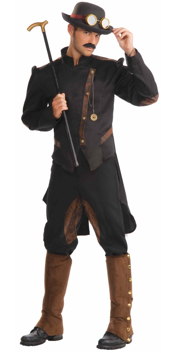 Costume Science Fiction Costume Steampunk Gentleman