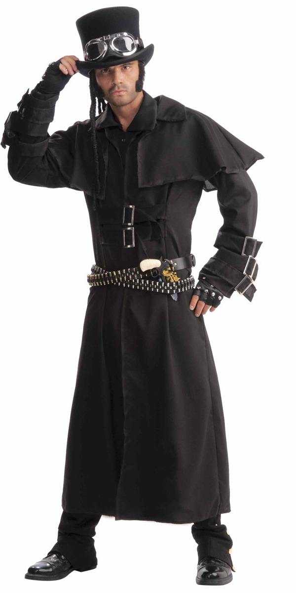 Costume Science Fiction Manteau steampunk Duster