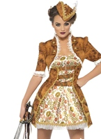 Costume Sexy Pirate steampunk Costume Science Fiction