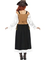 Costume Science Fiction Steam Punk Pirate Wench Costume