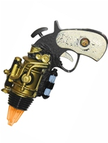 Revolver steampunk Costume Science Fiction