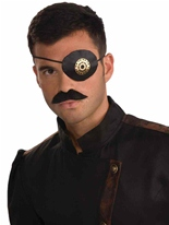 Steampunk Eyepatch Costume Science Fiction