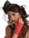 Costume Science Fiction Boucles d'oreilles steampunk engrenage