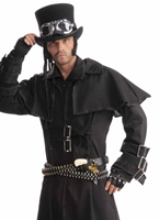 Manteau steampunk Duster Costume Science Fiction