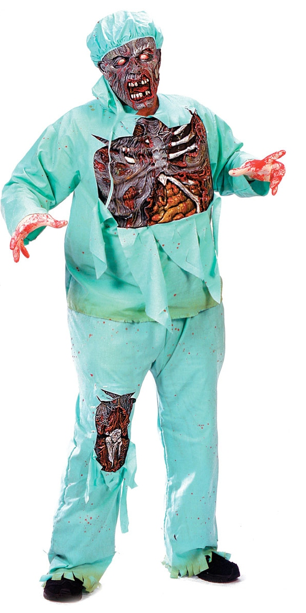 Costume Zombie Costume docteur Zombie